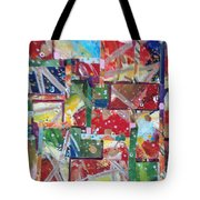 Abstract Collages 1 Tote Bag