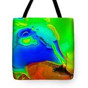 Abstract Color Fun Tote Bag