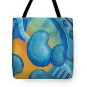 Abstract Color Study Tote Bag