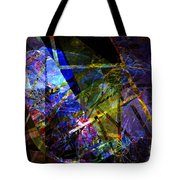 Abstract Composite 1 Tote Bag