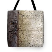 Abstract Concrete 11 Tote Bag