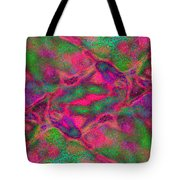 Abstract Connections 1 Tote Bag