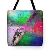 Abstract Cubed 1 Tote Bag