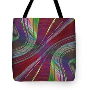 Abstract Cubed 181 Tote Bag