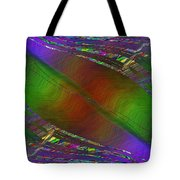 Abstract Cubed 193 Tote Bag