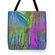 Abstract Cubed 63 Tote Bag