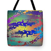 Abstract Cubed 99 Tote Bag