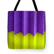 Abstract Cups Tote Bag