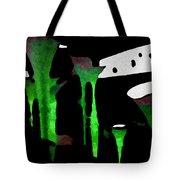 Green Sensation Tote Bag