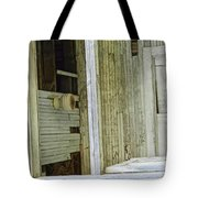 Abstract Doors Tote Bag