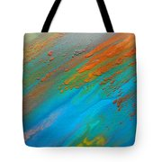 Abstract Dreams Come True Tote Bag