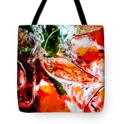 Abstract Drink Tote Bag