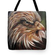 Abstract Eagle Painting Tote Bag