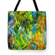 Abstract - Emotion - Admiration Tote Bag