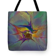 Abstract Explosion Tote Bag