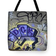Abstract Expression Tote Bag