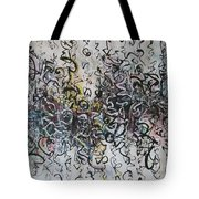 Abstract Expressionism 221 Tote Bag