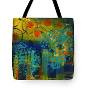 Abstract Expressions - Background Art Tote Bag