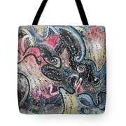 Abstract Expressionsim 02 Tote Bag