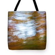 Abstract Fall 11 Tote Bag