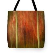 Abstract Fall 14 Tote Bag