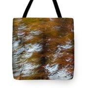 Abstract Fall 9 Tote Bag