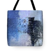 Abstract Floral - Bl3v3t1 Tote Bag