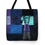 Abstract Floral - H15bt3 Tote Bag