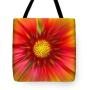 Abstract Flower A Tote Bag