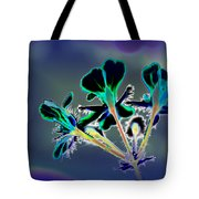 Abstract Flower - Digital Abstract Tote Bag