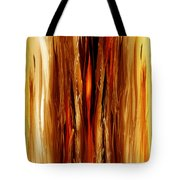 Abstract Forest Hidden Secrets Tote Bag