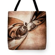 Abstract Form 2 Tote Bag