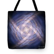Abstract Fractal Background 17 Tote Bag