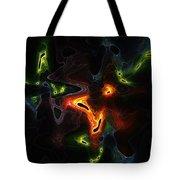 Abstract Fractals Tote Bag