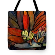 Abstract Fruit Tote Bag
