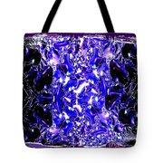 Abstract Fusion 117 Tote Bag