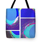 Abstract Fusion 178 Tote Bag