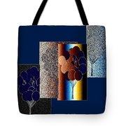 Abstract Fusion 191 Tote Bag
