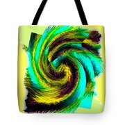 Abstract Fusion 201 Tote Bag