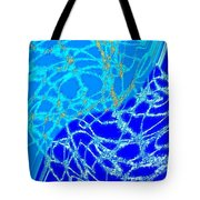Abstract Fusion 224 Tote Bag