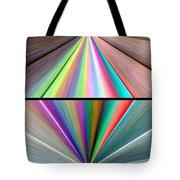 Abstract Fusion 242 Tote Bag