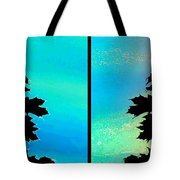 Abstract Fusion 243 Tote Bag