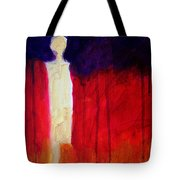 Abstract Ghost Figure No. 1 Tote Bag