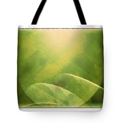 Abstract Globe Tote Bag by Susan Leggett