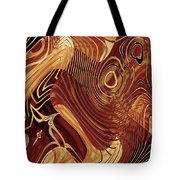 Abstract Gold 3 Tote Bag