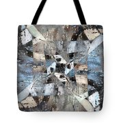 Abstract Graffiti 6 Tote Bag