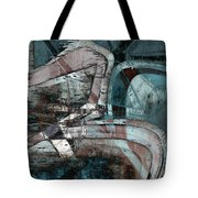Abstract Graffiti 9 Tote Bag