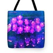 Abstract Grapes Tote Bag