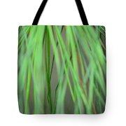 Abstract Green Pine Tote Bag