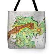 Abstract Grunge Tote Bag